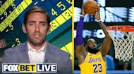 Who's the biggest threat to the Lakers for the NBA Title? | FOX BET LIVE
