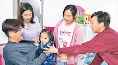 《寶寶大過天》貼地 收視報喜 - 東方日報
