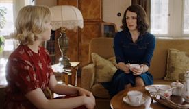 Exclusive: Watch a Deleted Scene From The Aftermath Starring Keira Knightley