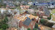 Deadly tornado outbreak tears across South