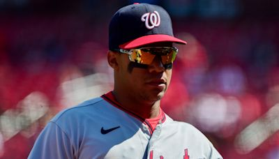Juan Soto hits IL with shoulder strain as Nationals' injuries pile up