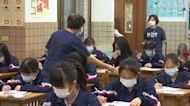 因應國中會考 北市考場提前防疫演練