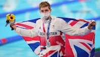 Duncan Scott takes record for most medals at an Olympics by a British athlete