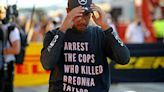 Lewis Hamilton set for collision course with F1 bosses over political T-shirt