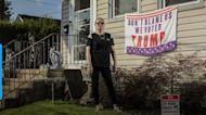 N.J. resident's display of blunt anti-Biden slogans lands her in court, highlighting free speech debate