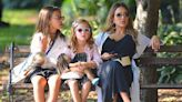 Jessica Alba Gave Her Daughters Haircuts Over the Weekend (and We're Totally Impressed)