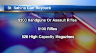 St. Sabina to hold gun buybacks each weekday