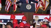 President Donald Trump uses Pensacola rally to urge Panhandle to vote