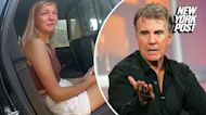 Gabby Petito, Brian Laundrie fight footage 'terrified' John Walsh