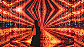 創科廣場 數碼藝術隨NFT起飛 沉浸式藝術作品成焦點