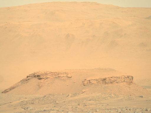 NASA's Perseverance rover captured more striking photos of Martian territory in recent weeks