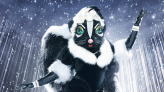 The Skunk on 'The Masked Singer' Is Most Likely This Beloved Songstress