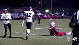 ABC 27's Play of the Week winner: Brooks County's Tramaine Demps
