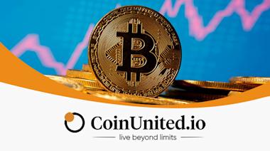 【CoinUnited.io精選】 幣市出現見底訊號 看好比特幣
