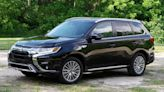 2021 Mitsubishi Outlander PHEV Road Test Review   Improved but falling behind