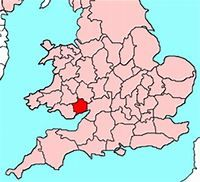 Monmouthshire (historic) - Wikipedia