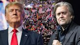 Bannon, Trump and the Insurrectionists Are Winning—For Now