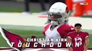 Kyler Murray couldn't be better on 21-yard TD to Christian Kirk