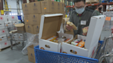 Food banks face multiple shortages