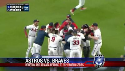 Astros, Braves hook up in World Series between two old rivals