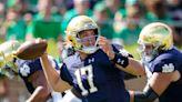 Notre Dame starts Jack Coan at quarterback vs. Virginia Tech