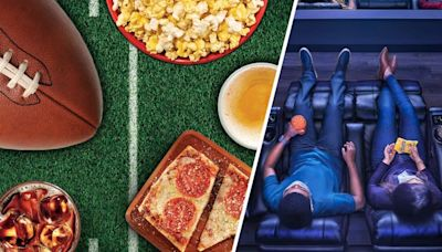 Watch Pro Football Live for Free in Your Local Movie Theater