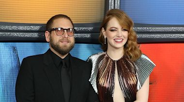 This Jonah Hill & Emma Stone Just Topped Netflix's Most-Watched Charts