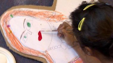 Margate's multilingual art club for kids
