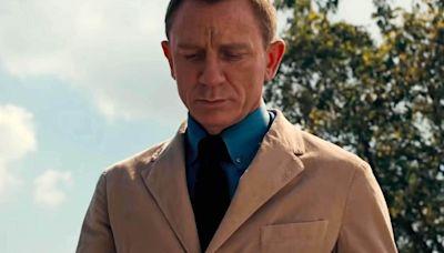 James Bond is back — and he's dressing like a geography teacher