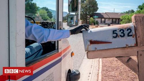 Democrats call for probe into US postal service