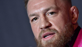 Conor McGregor Mourns Death Of Dog Hugo With Bittersweet Photos