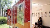 Mobile art gallery, 'Masked Moose,' football push: News from around our 50 states