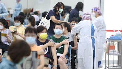 第12輪三款疫苗179.6萬人完成預約 BNT預約率達7成