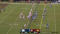 Taylor Heinicke's best plays vs. Giants on 'TNF' Week 2