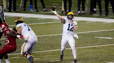Will Michigan football stick with hot hands (QB McNamara, RB Haskins) vs. cold Penn State?