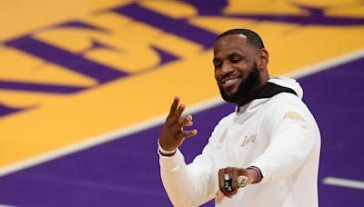 NBA/累積薪資破百億台幣!勒布朗·詹姆斯生涯領薪高居史上第一