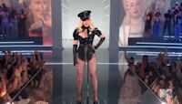 Madonna kicks off VMAs in a butt-baring outfit and Twitter is freaking out