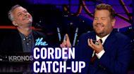 Reggie Watts, Celine Dion, Adele, and the Queen - Corden Catch-Up