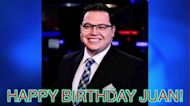 Happy Birthday Juan Acuña!