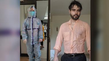 穿防護衣15小時拚救人!印度醫曬「濕身照」十萬人讚爆