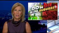 Ingraham: It's do or die for the suburbs, the crime wave is coming
