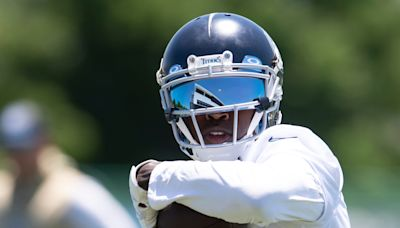 Titans' Julio Jones sued by cannabis company in connection to alleged fraud, money laundering
