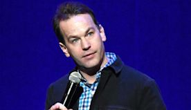 Comedian Mike Birbiglia and famous friends test out jokes to raise money for comedy clubs shut down by coronavirus