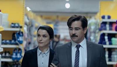 Deadpan royalty, Colin Farrell and Rachel Weisz to reunite for new Todd Solondz movie