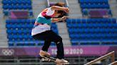 Olympics-Skateboarding-Japan's Horigome wins sport's first Olympic gold
