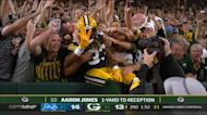 Green Bay Packers' 'Aarons' score touchdowns