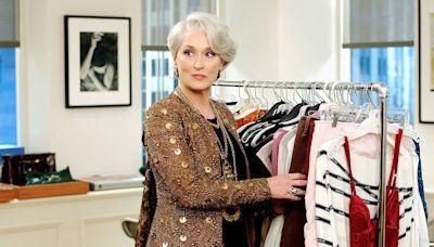 Meryl Streep Says She Was 'Depressed' Playing Mean Boss in Devil Wears Prada : 'It Was Horrible'