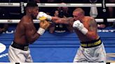 Anthony Joshua triggers rematch clause with Oleksandr Usyk