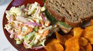 How to Make Tangy Mustard Coleslaw