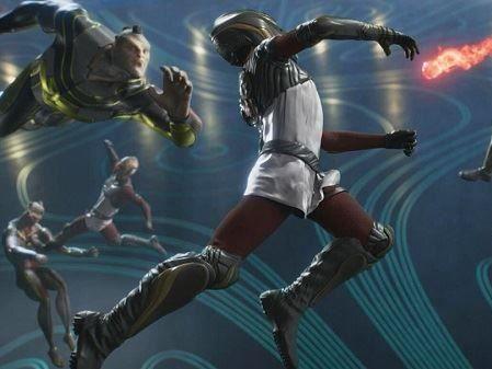 超能「歐洲盃」《宇宙特攻隊》 微解封重返前線